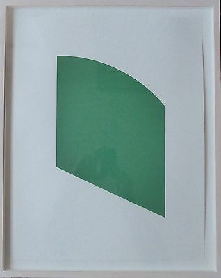 Ellsworth Kelly, original Serigraphie, handsigniert, limited Edition, 12/100