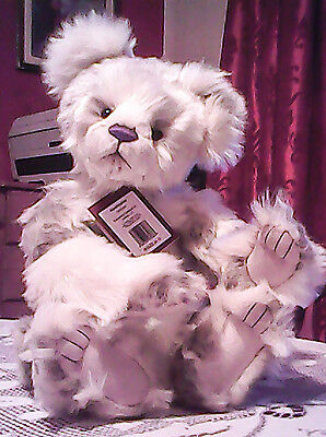 Marshmallow by Charlie Bears NEW STOCK
