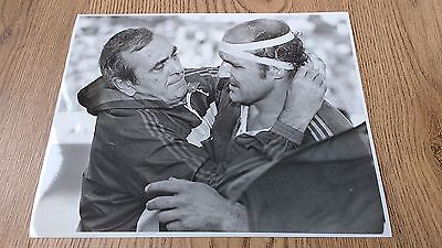 New South Wales v France 1981 Original Rugby Press Photograph (Revallier)