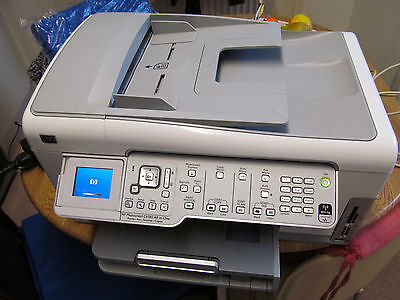 Hp Photosmart C6180 All In One Printer Copier Scanner Fax - Wifi