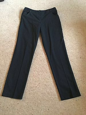 Girls black trousers/school trousers  age 15 years from Tammy Girl