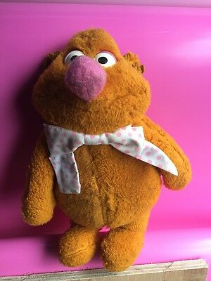 Vintage Fisher Price Muppets Fozzie Bear