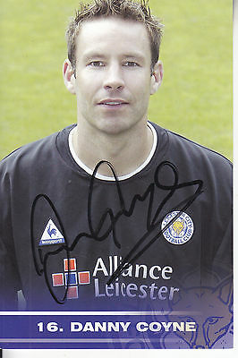 Danny Coyne Signed Picture