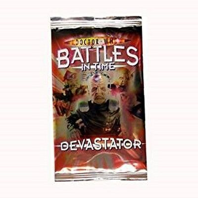 Devastator  Doctor Who Battles In Time Cards 826 To 880  Choose