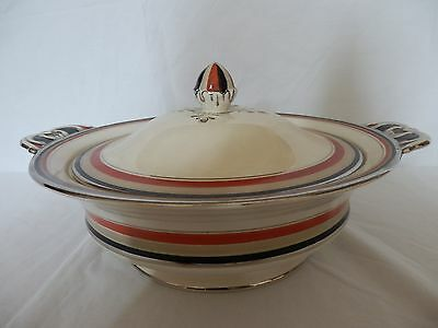 Rare Booths Vegetable Tureen - Pattern A4965 - between 1906 and 1936? - Good Con