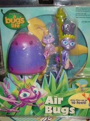 A BUG'S LIFE AIR BUG COPTER by Mattel
