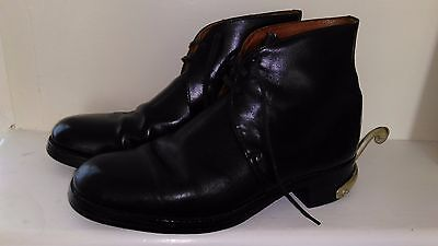 Pair Guards/Officers George Dress Boots by Frank Wright with Spurs Size 7