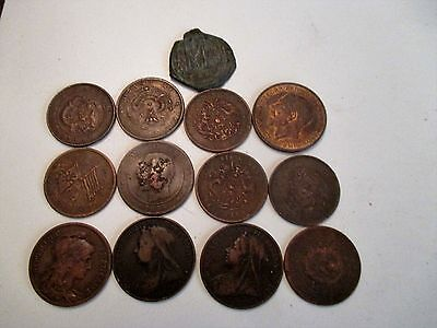 antique foreign coins HELP ESTATE FIND I KNOW NOTHING ABOUT COINS ??