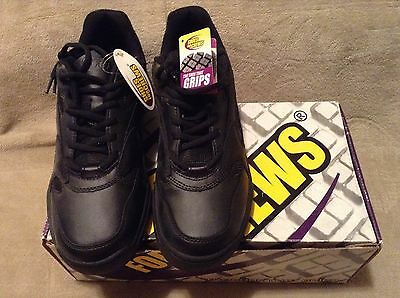 Shoes for Crews SFC Men's 6007 Black Size 11 Brand New in Box