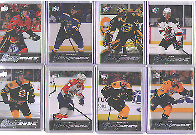 2015-16 UD Young Guns #216 Nick Shore RC ROOKIE