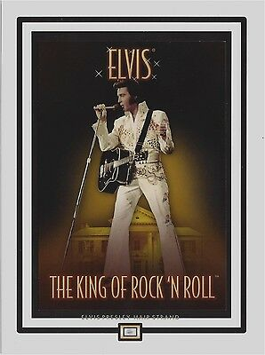 ELVIS HAIR STRAND personal, owned, concert photo, glossy paper with postcard