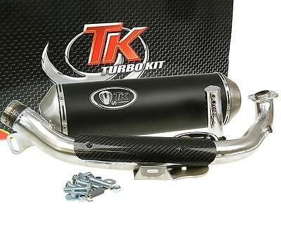 Exhaust Sport With E Characters Turbo Kit GMax 4T for Kymco X-Citing 500i