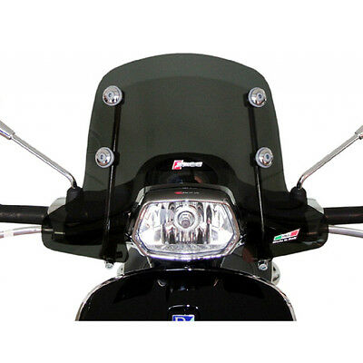 Windscreen Faco Dark Smoke for VESPA Sprint 50 125 150cc ab Bj.2014