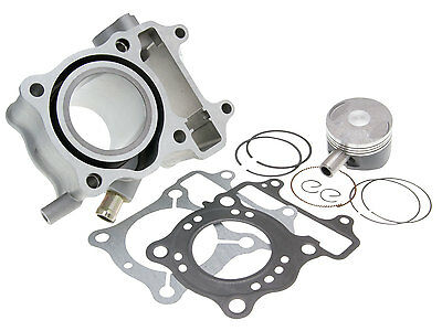 Cylinder RMS 125ccm for Honda Dylan Pantheon Passion SH Keeway Tell 125 4T LC