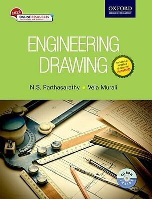 Engineering Drawing by Murali, Vela Book The Cheap Fast Free Post