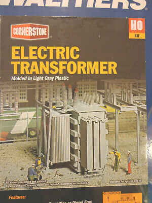 Walthers Cornerstone HO #933-3126 High Voltage Transformer (Kit)
