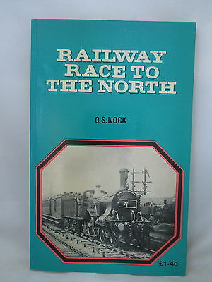 Railway Race To The North.gnr. Lnwr. Nbr
