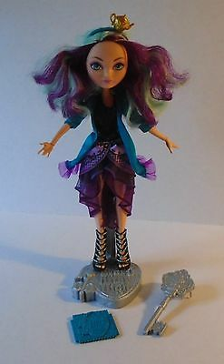 Ever After High Doll, Brush & Stand