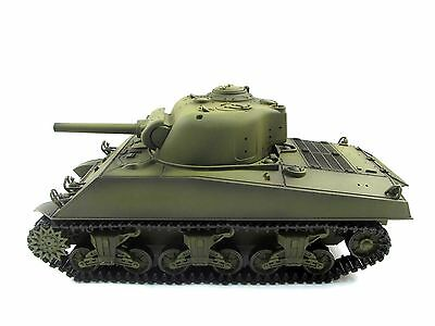 HengLong 1/16 R/C S&S M4A3 Sherman Tank(Super 2.4G Version)--fast shipping