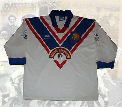 Great Britain Rugby League Umbro Replica Jersey Rugby Jersey Xl