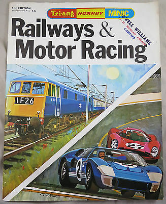 Triang Hornby Minic catalogue, 14th edition