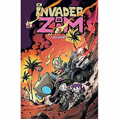 Invader Zim Volume 2 - Paperback NEW K C Green (Auth 9 Aug. 2016