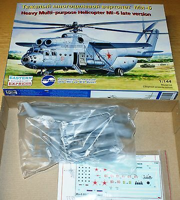 Mil Mi-6 late in 1/144 von Eastern Express