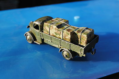 Dinky Military - Camouflaged Load (Important : Load Only)