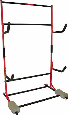 Malone Auto Racks FS Rack System 3 Kayak Storage Freestanding Kayak Rack