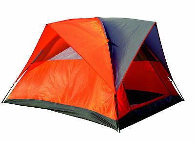 LCM Home Fashions Ranger 6 Person Tent