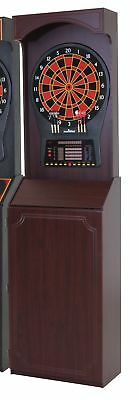 Arachnid Cricket Pro 800 Electronic Dartboard Game with Arcade Style Cabinet