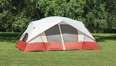 Texsport First Gear Bull Canyon Sport 8 Person Dome Tent