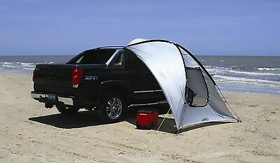 Texsport Spinnaker Auto / SUV Shade in Silver / Black