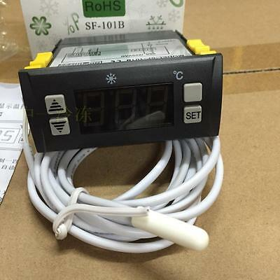 SF-101B Electronic Digital Single Refrigeration Temperature Controller 30A