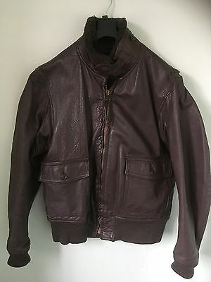 G1 Usn Jacket Brill Bros Incorporated 1971 Size 44