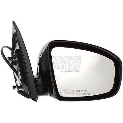 Heated Fits Murano 09-13 Passenger Side Mirror Replacement