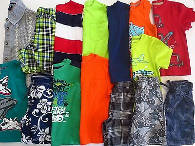 Lot Toddler Boys Size 3T Spring Summer Clothes