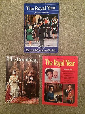 Berkswell's The Royal Year Vintage Magazine Lot - 1974 / 1975 / 1978