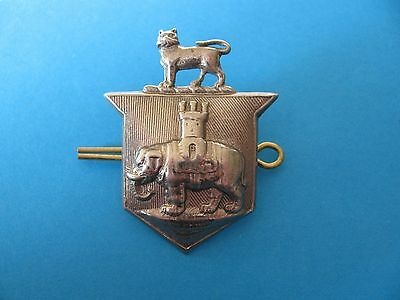 Vintage CITY of COVENTRY Transport TRAMWAYS Badge. Metal. Good Condition. (Lg)