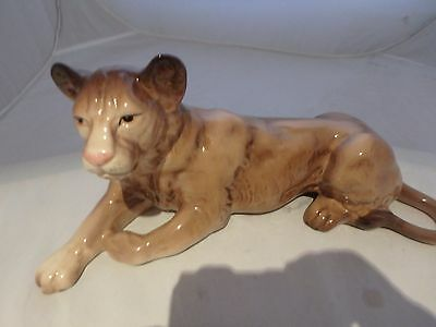 Melba Ware Large Lioness Model