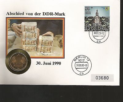 Sm 69164/ Numisbrief Coin Cover Ddr