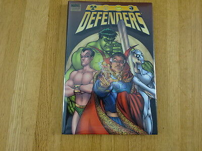 Rare Copy Of Defenders: Indefensible Hard Cover Graphic Novel! Marvel!