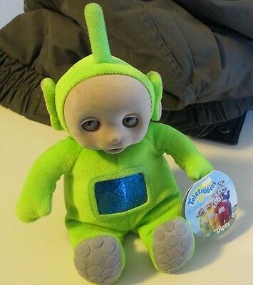 Teletubbies Dipsy Green Plush Beanie - New w/ Tags