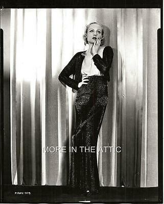 Cute N' Classy Carole Lombard Hollywood Glamour Photo #5