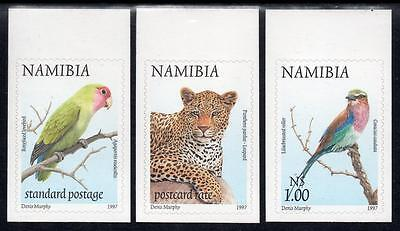 NAMIBIA MNH 1997 25th Anniversary of Communique of Shanghai