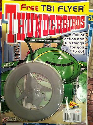 Thunderbirds Redan Comic Issues 37 with free gift Gerry Anderson