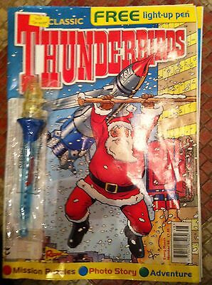 Thunderbirds Redan Comic Issues 48 with free gift Gerry Anderson
