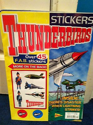 Thunderbirds Redan Comic Issues 21 with free gift Gerry Anderson