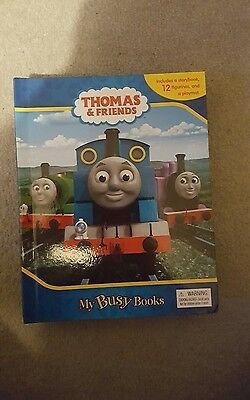 MY BUSY BOOKS thomas and friends