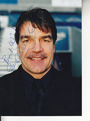 Football Signed Photograph